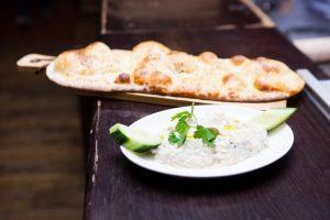 Lavas Brot Meze - Ali Bey Restaurant Schwabing