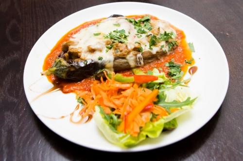 Ali Bey Schwabing - Karniyarik vegetarisch