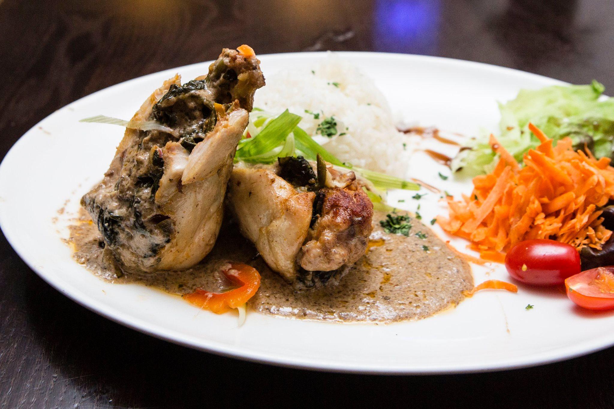 Tavuk Sarma Ali Bey Restaurant Schwabing