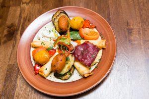 Warme Vorspeise Ali Bey Restaurant