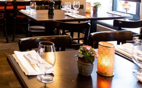 Ali Bey Restaurant Innen