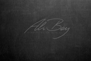 Logo Ali Bey Background